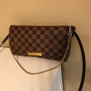 Handbags - Loui vuitton favorite mm